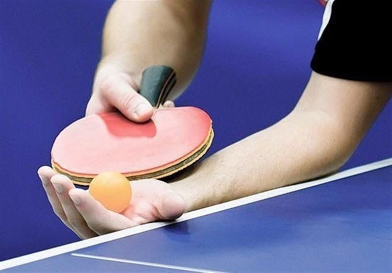 قهرمانی تیم تنیس روی میز نوجوانان ایران در مسابقات آزاد بحرین