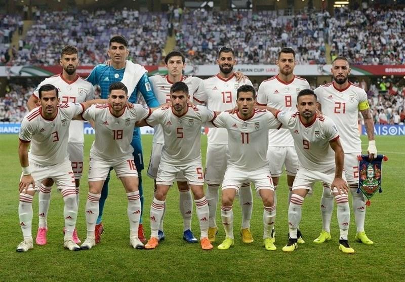 صعود تیم ملی فوتبال ایران به رده بیست ودوم دنیا و تداوم صدرنشینی در آسیا